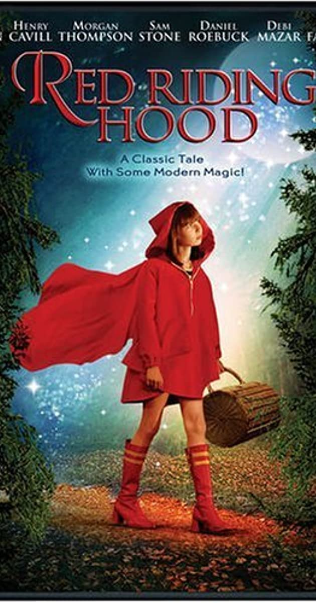 TrekLens | Little Red Riding Hood Dandelion boy Photo