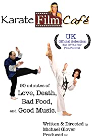 Karate Film Café Poster