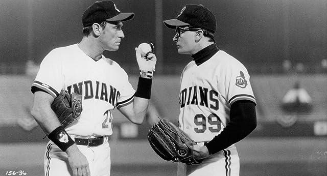 Charlie Sheen and Corbin Bernsen in Major League (1989)