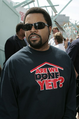 Ice Cube at Are We Done Yet? (2007)