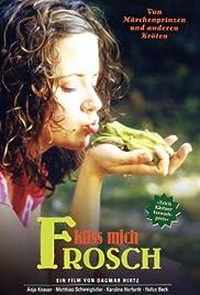 Küss mich, Frosch Poster
