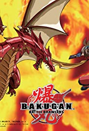 Bakugan Battle Brawlers Poster