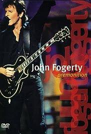 John Fogerty Premonition Concert Poster