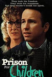 Prison for Children Poster