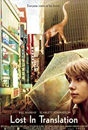 Lost in Translation (2003) Poster - Movie Forum, Cast, Reviews