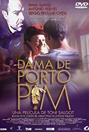 Dama de Porto Pim Poster