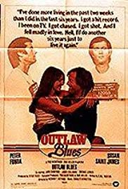 Outlaw Blues Poster