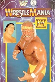 WrestleMania IV Poster