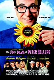 The Life and Death of Peter Sellers (2004) Poster - Movie Forum, Cast, Reviews