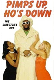 Pimps Up, Ho's Down Poster