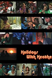 Holidays with Heather Poster