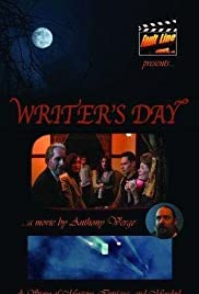 Writer's Day Poster