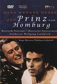 Der Prinz von Homburg Poster
