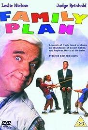 Family Plan Poster