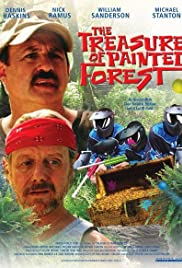 The Treasure of Painted Forest Poster