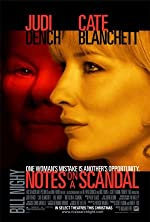 Notes on a Scandal(2007)