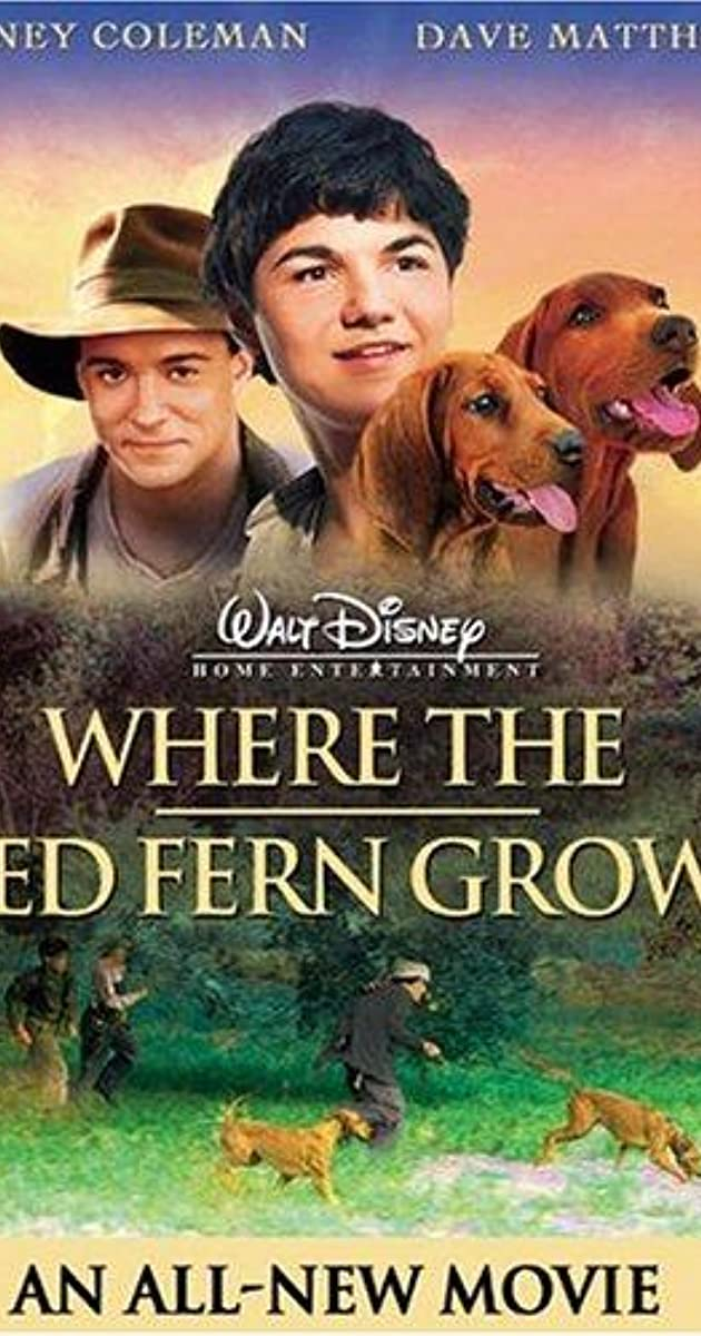 where the red fern grows 2003 imdb