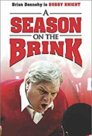 A Season on the Brink Poster
