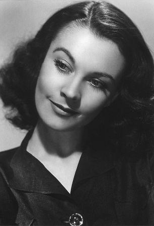 Vivien Leigh, 1940.