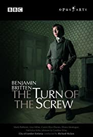 Turn of the Screw by Benjamin Britten Poster