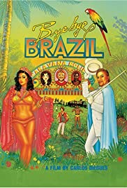 Bye Bye Brasil Poster