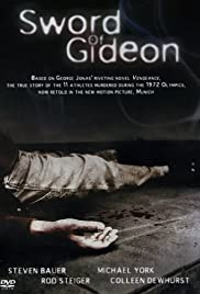 Sword of Gideon (1986) Poster - Movie Forum, Cast, Reviews