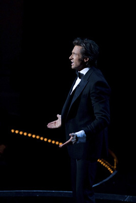 Host Hugh Jackman during the live ABC Telecast of the 81st Annual Academy Awards® from the Kodak Theatre, in Hollywood, CA Sunday, February 22, 2009.