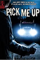 Image of Masters of Horror: Pick Me Up