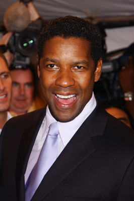Denzel Washington 2003