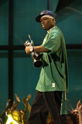 50 Cent at MTV Video Music Awards 2003 (2003)