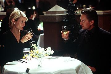 Emily & Steven at dinner