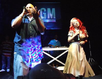 Fat Joe and Keyshia Cole