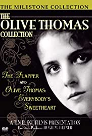 Olive Thomas: Everybody's Sweetheart Poster