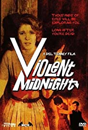 Violent Midnight (1963) Poster - Movie Forum, Cast, Reviews