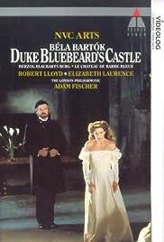 Duke Bluebeard's Castle Poster