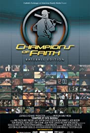 Champions of Faith: Baseball Edition Poster