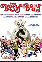 The Busy Body (1967) Poster