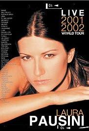 Laura Pausini: Live 2001-2002 World Tour Poster