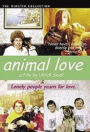 Tierische Liebe Poster