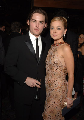 Marisa Coughlan and Kevin Zegers