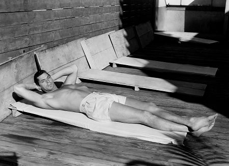 Johnny Weissmuller Circa 1932 MGM