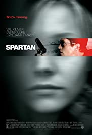 Spartan (2004) Poster - Movie Forum, Cast, Reviews