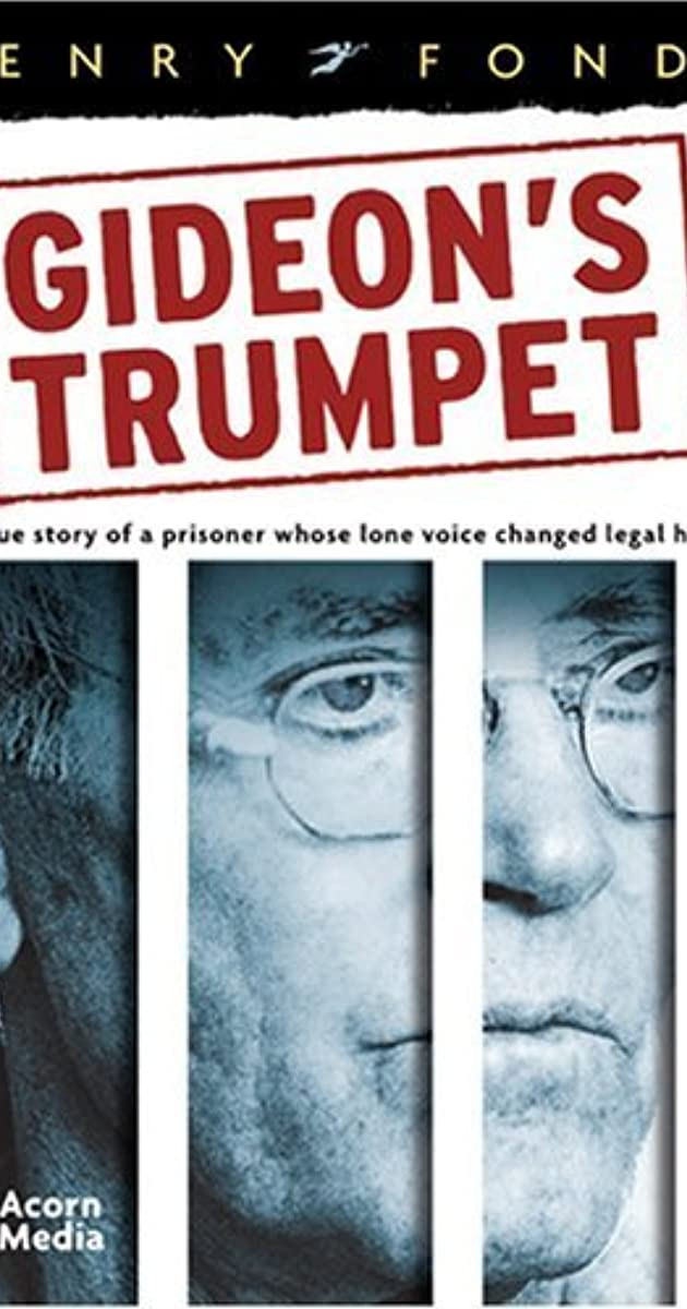gideon s trumpet tv movie plot summary imdb