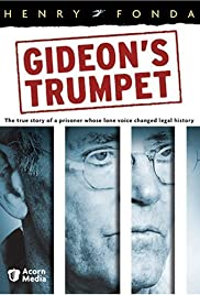 Gideon's Trumpet (1980) Poster - Movie Forum, Cast, Reviews
