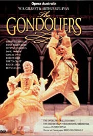 The Gondoliers Poster