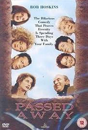 Passed Away Poster