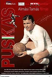 Puskás Hungary Poster