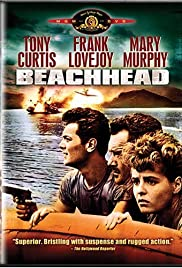Beachhead (1954) Poster - Movie Forum, Cast, Reviews