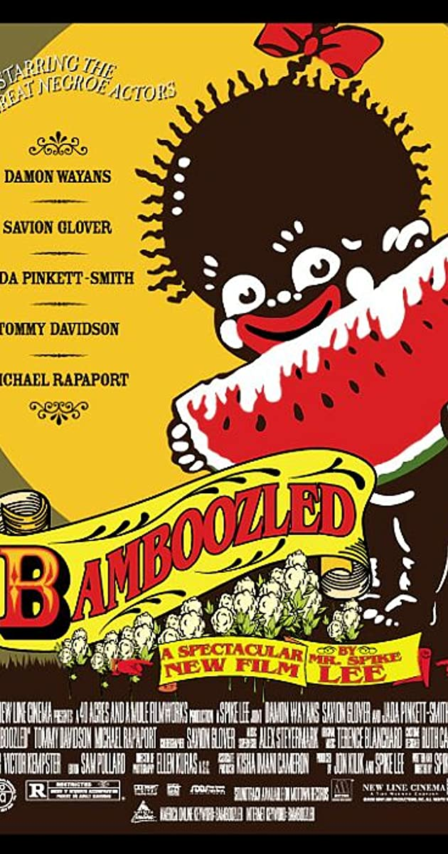 an analysis of the movie bamboozled