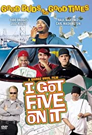 I Got Five on It Poster